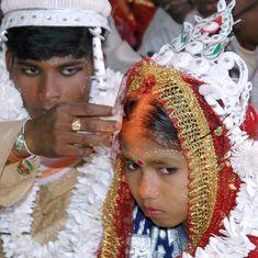 बीते एक दशक के दौरान भारत में बाल विवाह के मामले तेजी से कम हुए हैं : यूनिसेफ