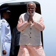 केंद्रीय सूचना आयोग ने नरेंद्र मोदी की विदेश यात्राओं पर हुए खर्च से जुड़ी फाइलें मांगी