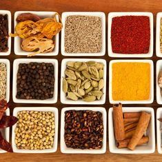 India's Spice Board is giving lessons on the country's rich spice heritage with GIFs