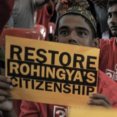 India refuses to sign global declaration that refers to violence against Rohingyas in Myanmar