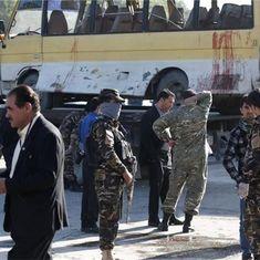 अफगानिस्तान में शिया मस्जिद के बाहर आत्मघाती हमला, कम से कम पांच की मौत