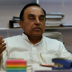 Making Aadhaar-linking mandatory is a threat to national security, says Subramanian Swamy