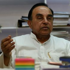 Aircel-Maxis case: SC asks Subramanian Swamy to submit evidence to prove Chidambaram's involvement