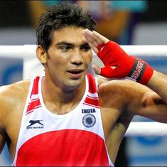 Manoj Kumar and Kavinder Bisht win opening bouts at World Boxing Championship