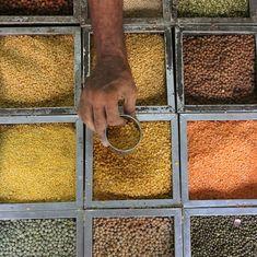 यह खबर बताती है कि फसल बंपर होने पर भी किसान को परेशान ही होना है