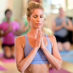 Science explains why yoga can make you happier