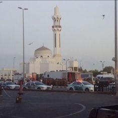 मदीना में हुए बम धमाकों के सिलसिले में 12 पाकिस्तानी नागरिकों सहित 19 गिरफ्तार
