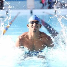 Senior National Aquatic C'ships: Sajan breaks national record in 200m freestyle, 200m medley
