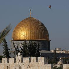 इजरायल ने अल-अक्सा मस्जिद में 50 साल से कम आयु के लोगों के आने पर रोक लगाई