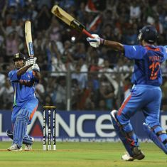 'Best memory for this generation': Six years on, Indian cricketers remember 2011 World Cup win