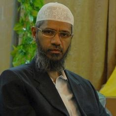 Not enough evidence to book Zakir Naik for influencing militant action, says Law Ministry: PTI
