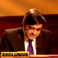 What Arnab's response to the backlash over his interview with Modi tells us about him