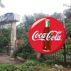 Coca-Cola is in troubled waters (again) for a factory it was forced to shut down 12 years ago