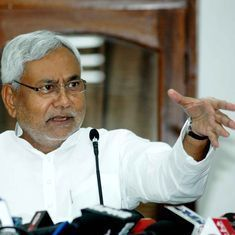 The big news: Nitish Kumar will lead NDA's 2019 election campaign in Bihar, and 9 other top stories