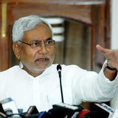 Nitish Kumar, Rahul Gandhi meet and discuss graft charges against Tejashwi Yadav: Report