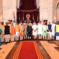 There are 72 crorepatis among Narendra Modi's 78 ministers, finds report