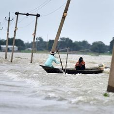 Assam CM Sarbananda Sonowal asks Narendra Modi to declare state floods a national problem: TOI