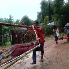 उड़ीसा में हुई पुलिस मुठभेड़ में दो साल के बच्चे सहित छह निर्दोष ग्रामीणों की मौत