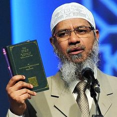 Zakir Naik cancels his return to India from Saudi Arabia