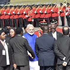 The big news: Narendra Modi signs five deals in Tanzania, and nine other top stories