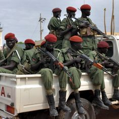More than 300 people killed in South Sudan as clashes resume in Capital