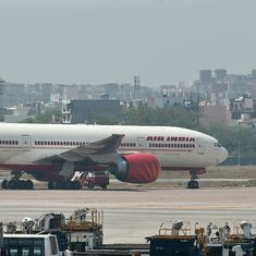 Three Air India crew members suspended for allowing fellow employee to sleep on flight's floor