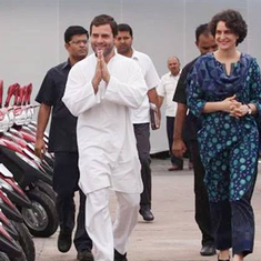 Back to the forests: Is Rahul Gandhi serious about next year's Uttar Pradesh assembly polls?