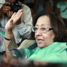The big news: Najma Heptullah steps down as minority affairs minister, and nine other top stories