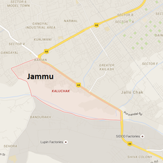 Jammu and Kashmir on high alert after paraglider was spotted over border near Kaluchak
