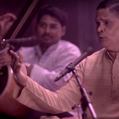 Watch Indian classical ragas being sung in English and sounding sadly ridiculous