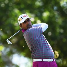 Golf: Anirban Lahiri registers his best start of the season, lies tied-third at Honda Classic