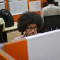 अगले तीन सालों में आधे आईटी पेशेवरों के बेकार हो जाने की आशंका सहित आज के ऑडियो समाचार