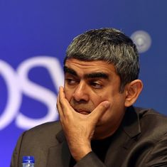 Infosys net profit soars by 7% to Rs 3,708 crore in third quarter
