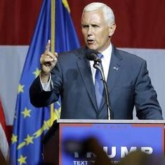US elections: Donald Trump announces Indiana Governor Mike Pence as his vice presidential candidate