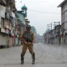 Srinagar: Curfew imposed in several areas to prevent trouble during Muharram