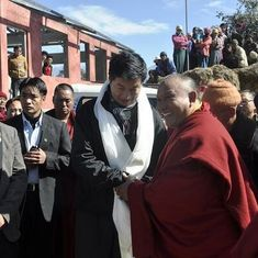 New Arunachal Pradesh Congress leader Pema Khandu meets governor, stakes claim to form government