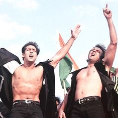 Action films might have been different had the Sanjay Dutt-Salman Khan starrer 'Dus' been completed