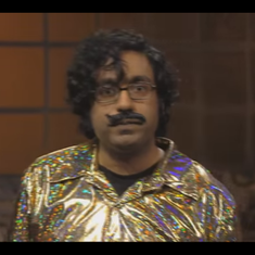 'Don't worry gold man of Pimpri, I got your back.' Comedian Hari Kondabolu explains Indianness