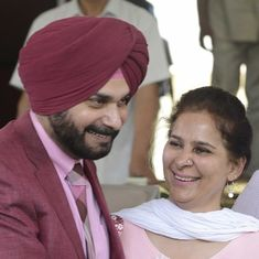 'What I do after 6 pm is nobody's business': Sidhu after Punjab CM seeks legal advice on his TV show