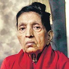 Tribute: Mubarak Begum was a golden-voiced singer from the golden era of Hindi film music