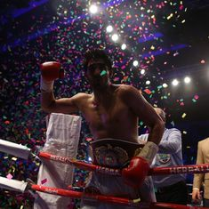 Vijender Singh to defend middleweight title against former world champion Francis Cheka