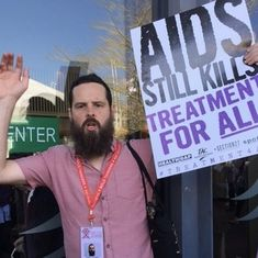 Don't spend money looking for an HIV cure – help the infected live instead, say the AIDS affected