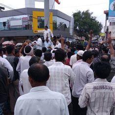 गुजरात में गौहत्या के आरोप में दलितों की पिटाई पर कई इलाकों में हिंसक प्रदर्शन, दो की मौत