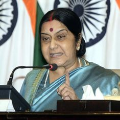 Indian doctor abducted by Islamic State in Libya has been rescued, says Sushma Swaraj