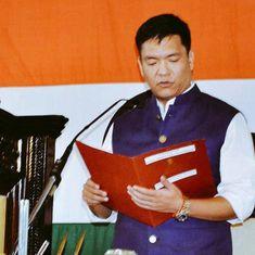 Pema Khandu government in Arunachal Pradesh passes floor test with support of 46 legislators