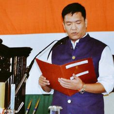 Arunachal Pradesh CM Pema Khandu claims support of 49 MLAs, hours after suspension from PPA