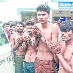 गुजरात में पुलिस ने खुद ही दलितों को उन्हें पीटने वाले 'गौरक्षकों' के हवाले किया था