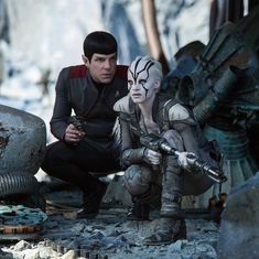 Film review: 'Star Trek Beyond' has no plot (but tonnes of action and special effects)
