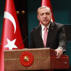 Turkey coup attempt: President Tayyip Erdogan extends detention period of suspects to 30 days
