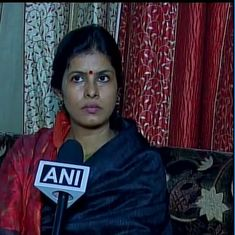 Suspended BJP leader Dayashankar Singh's wife accuses Mayawati of causing 'mental trauma'